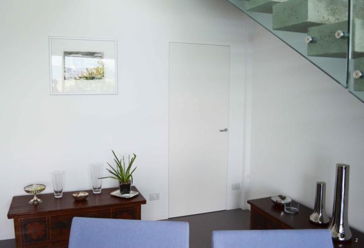 Tapetentür fotos unseren eingebauten wandbündigen türen tapetentüren